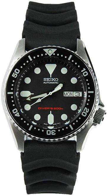 Seiko SKX013 Automatic Diver Rubber Strap