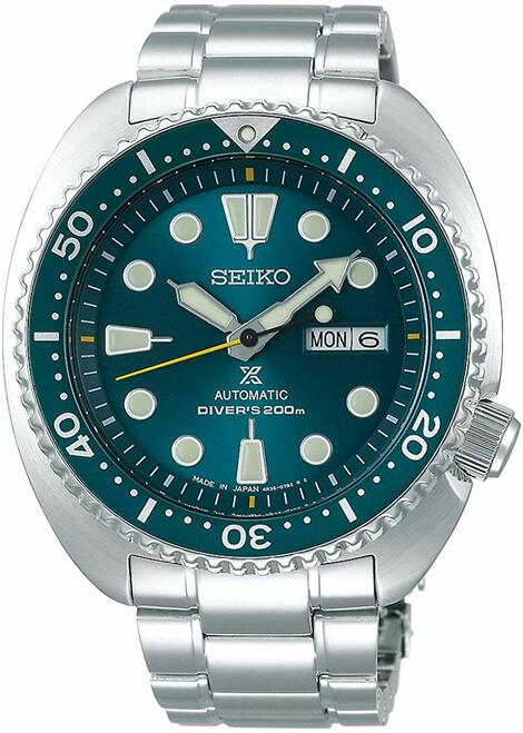 Seiko Prospex Green Turtle Limited Japan SBDY039