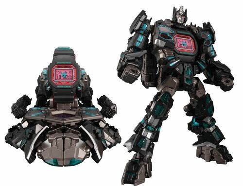 Transformers  DW-5600TF19-SET