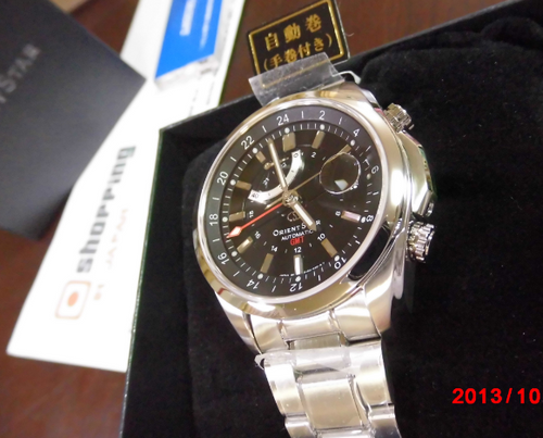 Orient Star GMT WZ0011DJ
