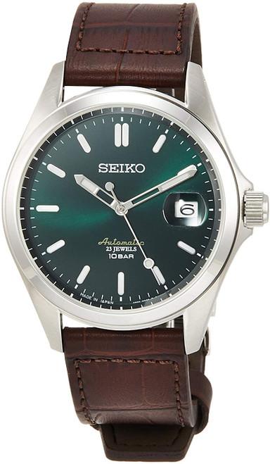 Seiko Green Dial Mechanical Automatic SZSB018