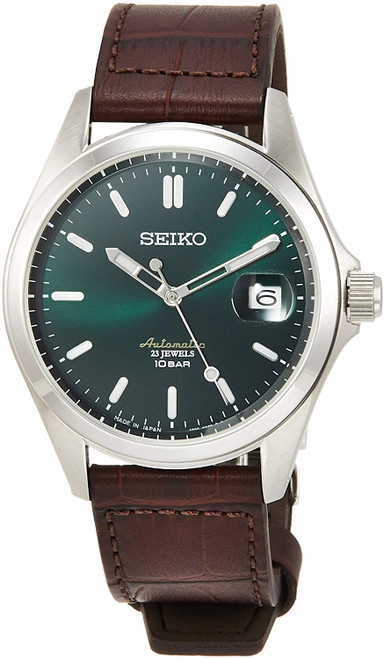 Seiko Green Dial Mechanical Automatic SZSB018