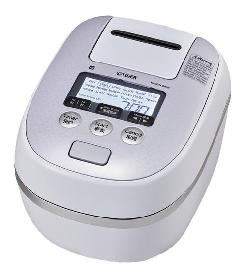 Tiger Pressure IH Rice Cooker 3.5 Cups JPD-A06W