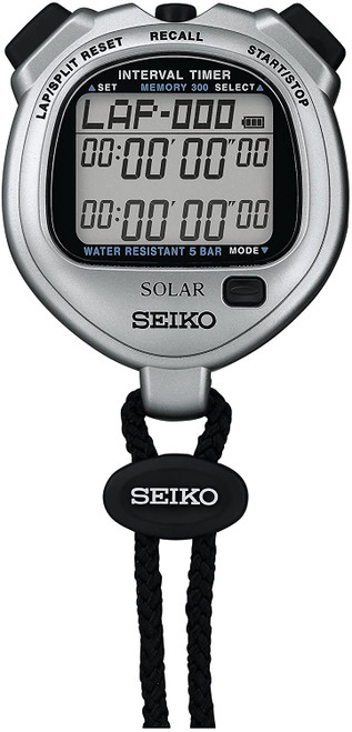 Seiko S062 Interval Timer Solar (Replaces S057)
