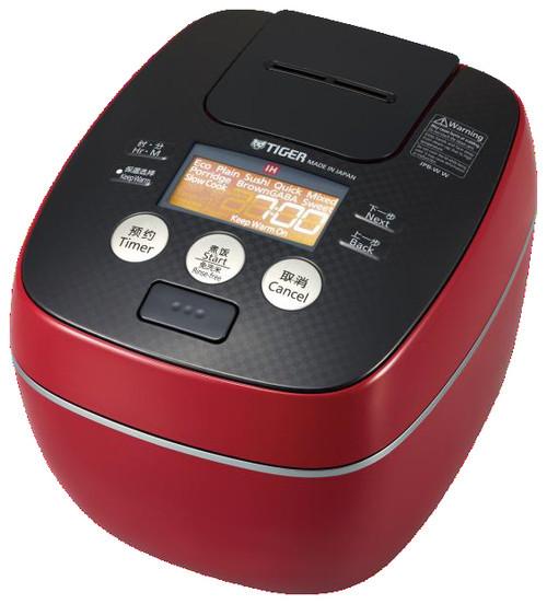 Tiger Pressure IH Rice Cooker JPB-W18W 1.8L
