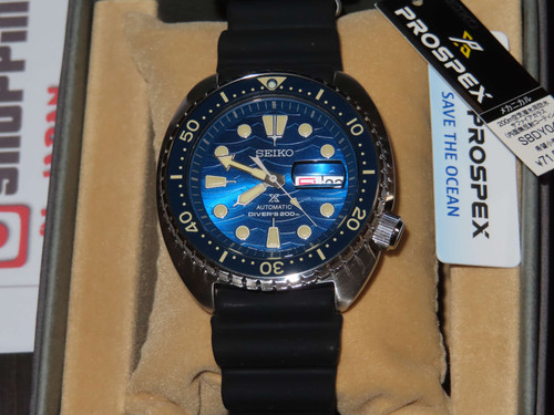 Seiko King Turtle Made In Japan Ver. SRPE07 / SBDY047