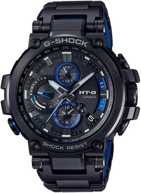 G-Shock MTG-B1000BD-1AJF Metal Twisted G