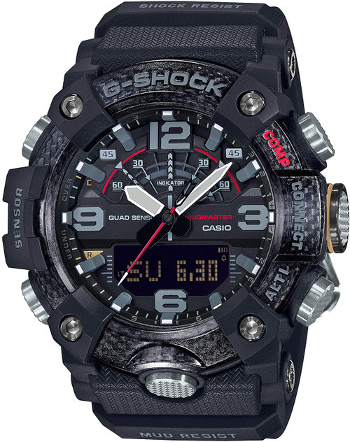 G-Shock Mudmaster Carbon Core Guard GG-B100-1AJF