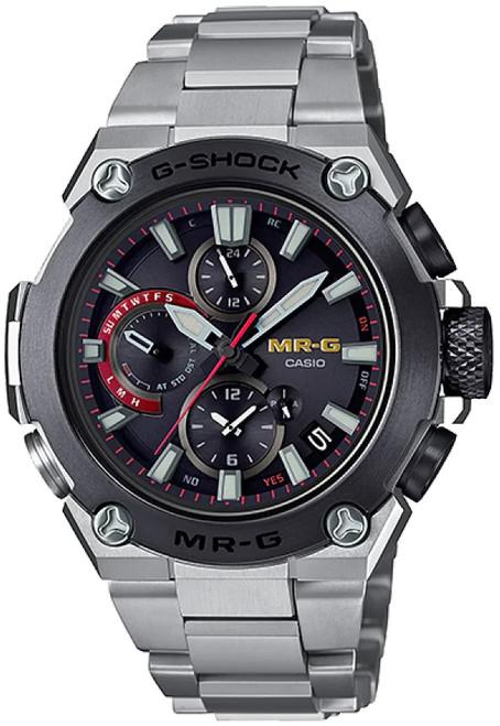 G-Shock MRG-B1000D-1AJR Titanium with DLC