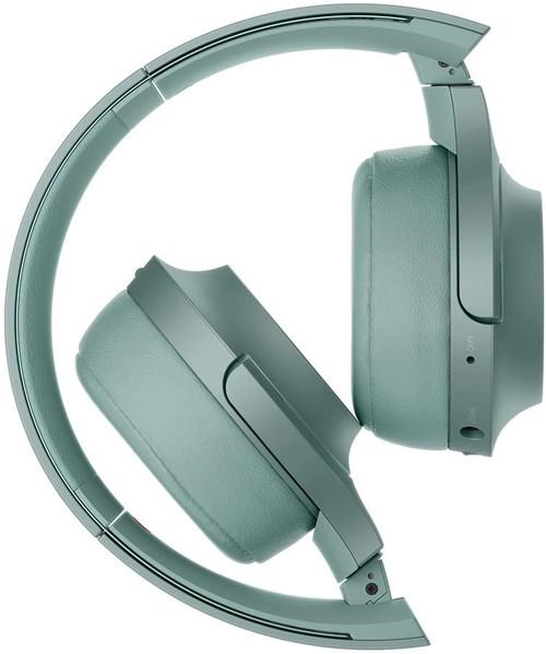 Sony WH-H800 H.Ear On 2 Mini Wireless Headset Green