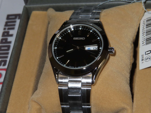 Seiko Spirit Quartz SCDC085 Men's Watch