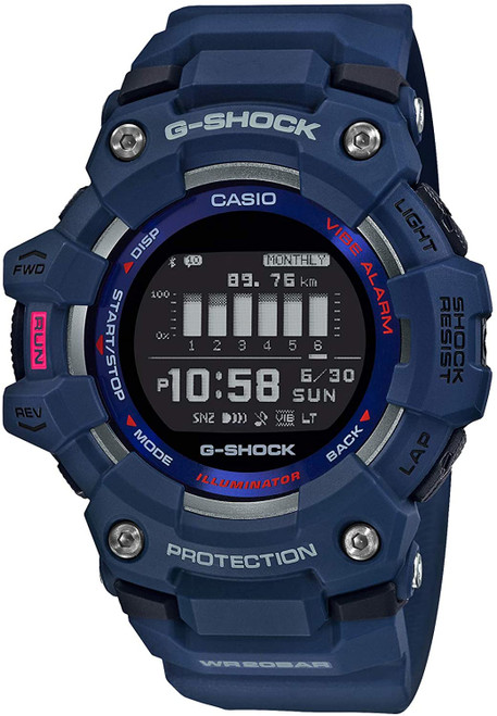 Casio G-SQUAD Step Tracker GBD-100-2JF
