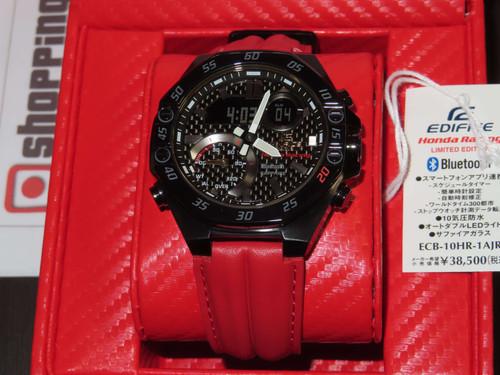 Casio Edifice Honda Racing Limited ECB-10HR