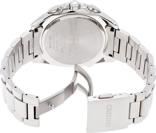 Seiko Brightz Solar Chronograph Tachymeter SAGA163