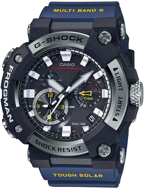 G-Shock Frogman Analog Display GWF-A1000-1A2JF