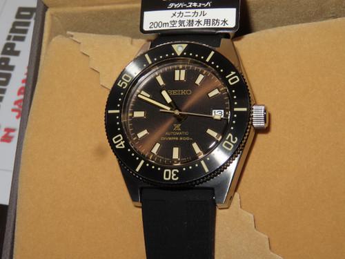 Seiko Prospex 1965 Diver's Re-creation SBDC105