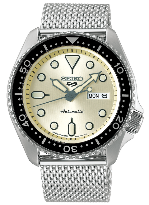 Seiko 5 Suits Style Japan Made Ver. with Kanji SBSA067