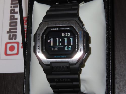 G-Shock G-lide Bluetooth Step Counter GBX-100-1JF