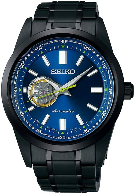 Seiko Open Heart Blue Japan 2020 Limited SCVE055