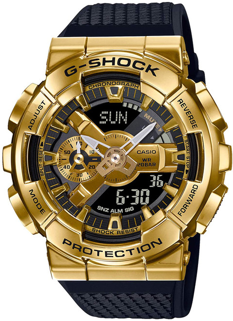 G-Shock Metalized Gold GM-110G-1A9JF