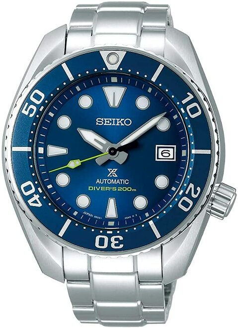 Seiko Sumo Scuba Deep Blue SBDC113 Japan Limited