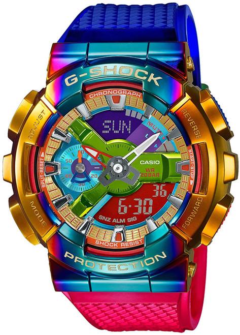 G-Shock Metalized Gold Rainbow GM-110RB-2AJF
