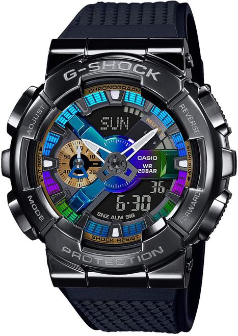 G-Shock Metal Bezel Analog-Digital GM-110B-1AJF