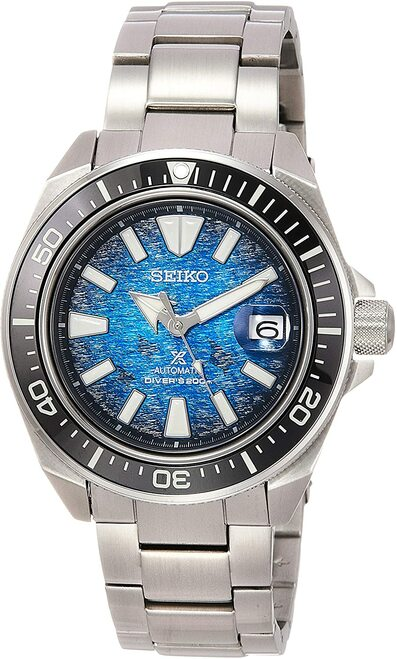 Seiko Samurai Manta Ray Japan Made ver. SBDY065