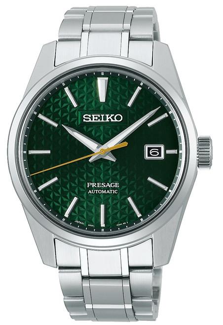Seiko Presage Sharp Edged Series JDM Version SARX079