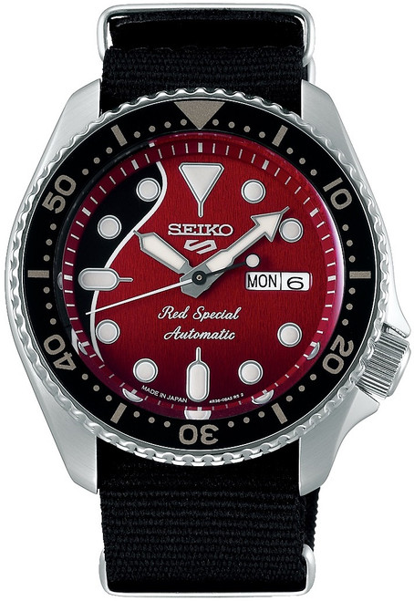 Seiko 5 Sports Queen Brian May Limited SBSA073