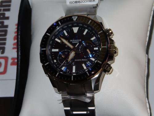 Casio Oceanus Cachalot Limited OCW-P2000D-2AJF