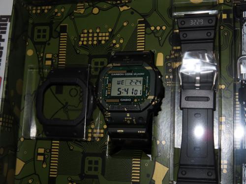 G-Shock Circuit Board Camouflage Series DWE-5600CC