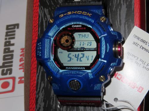G-Shock Rangeman Earthwatch GW-9406KJ-2JR