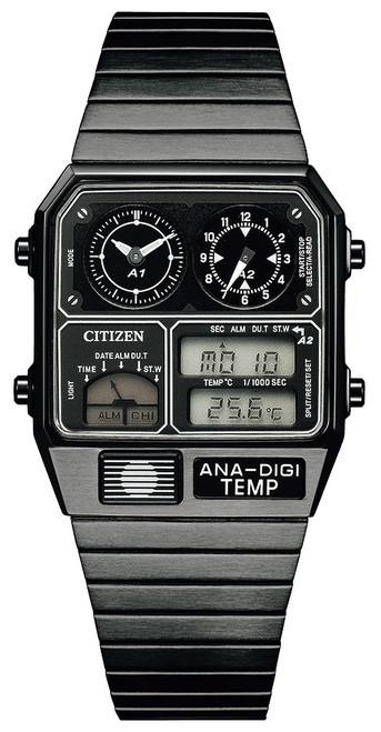 Citizen Analog Digital Temp Reissue JG2105-93E