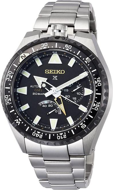 Seiko Prospex GMT Land Master SBEJ003 25th Anniversary