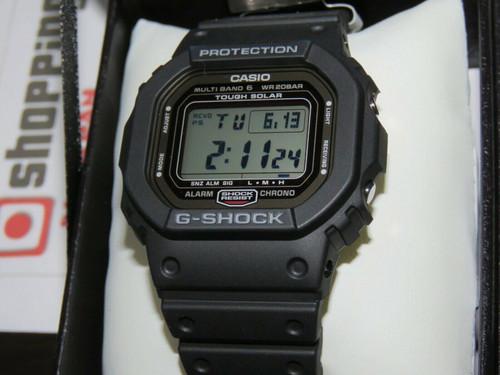 G-Shock Origin GW-5000-1JF Multiband 6 with DLC