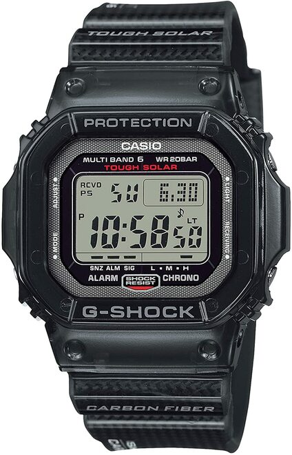 G-Shock GW-S5600U-1JF Carbon Fiber Atomic