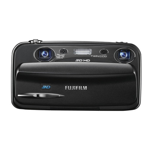 Fujifilm Finepix Real 3D W3 Camera