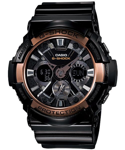 Casio G-Shock Rose Gold Series Watch
