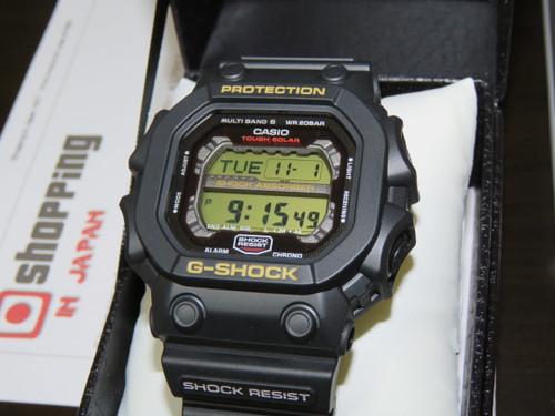 Casio G-Shock GXW-56-1BJF