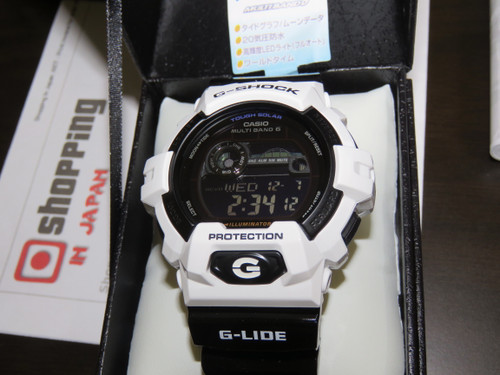 Casio G-shock G-LIDE Watch