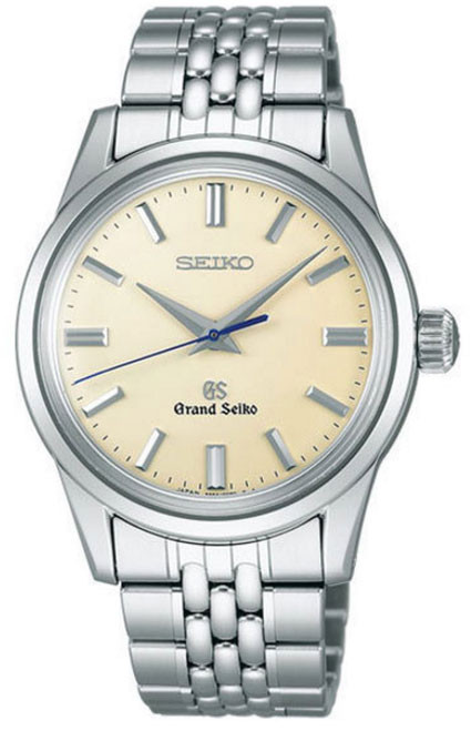 Grand Seiko SBGW035 with Manual Hand Winding
