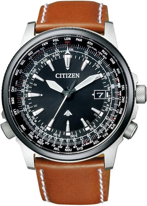 Citizen CB0134-00E Promaster Sky Eco-Drive Leather
