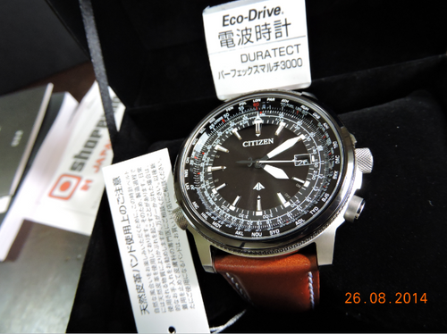 Citizen CB0134-00E Eco-Drive