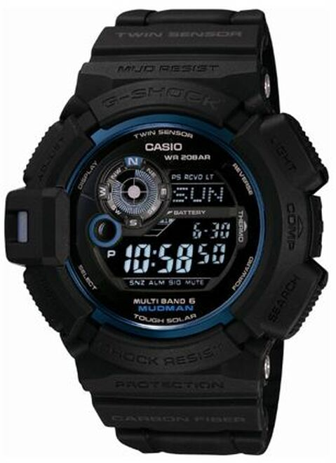 Mudman GW-9330B-1JR Initial Blue Limited