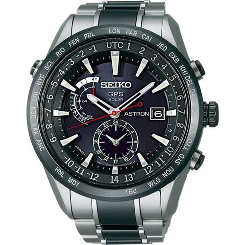 Seiko Astron SAST015G High Intensity Titanium (SAST015)