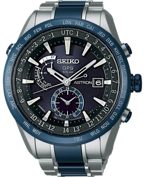 Seiko Astron SAST019G High Intensity Titanium (SAST019)