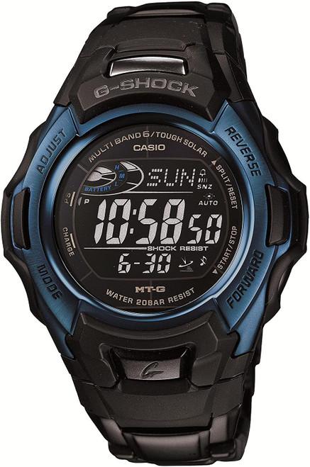 Casio G-Shock MT-G MTG-M900BD-2JF Black and Blue