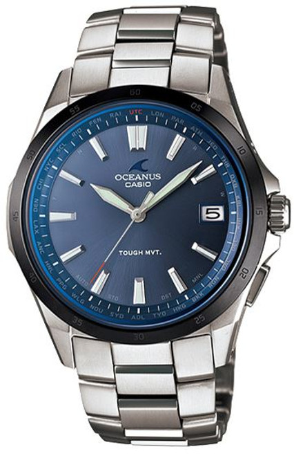 Casio Oceanus OCW-S100F-2AJF Smart Access
