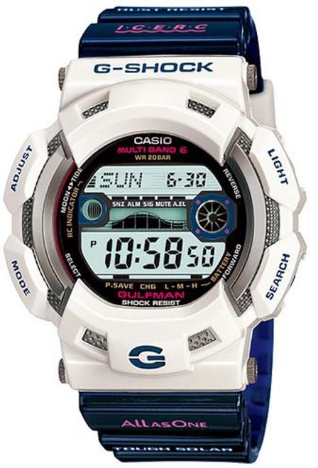Casio G-Shock Gulfman ICERC GW-9110K-7JR